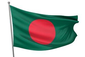 Bangladesh National Flag
