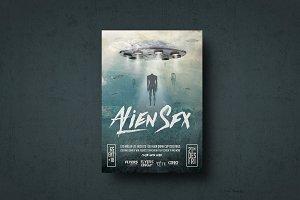 Aliens FX Party