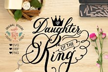 Daughter of A King Cutting File