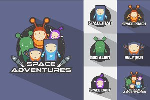 Space Adventures Set