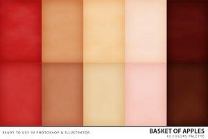 Autumn Palettes