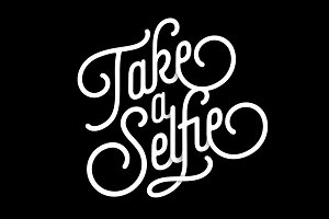 Selfie (Black)