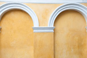 Wall arches.