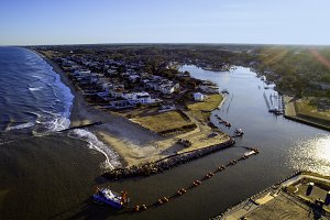 Dredging the Inlet