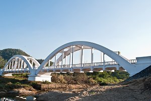Collection of White bridge