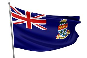 Cayman Islands National Flag