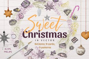 40% OFF! Sweet Christmas