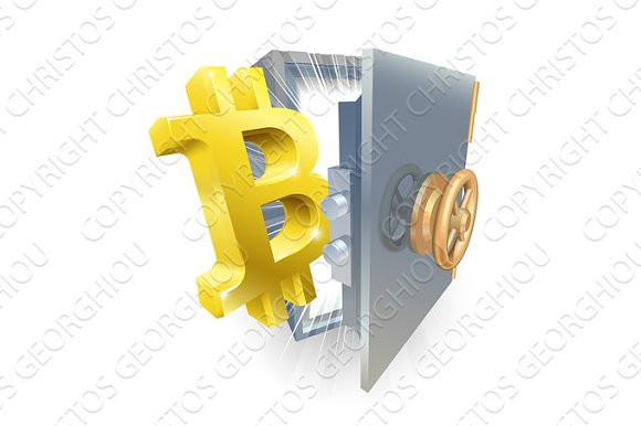 Bitcoin Safe Illustration