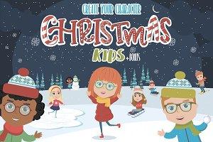 Creator Christmas kids character