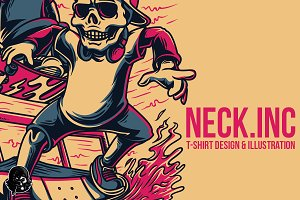 Neck.inc Illustration