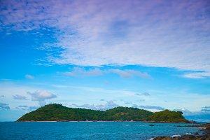 Large island.