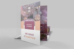 Wedding Service Bi Fold Brochure