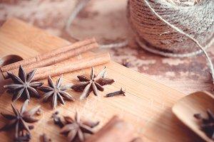 Macro spices # 1
