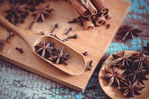 Macro spices # 2