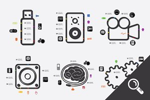 9 TECHNOLOGY infographics