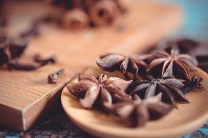 Macro spices # 4