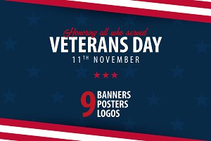 Veterans Day. 11 November. USA