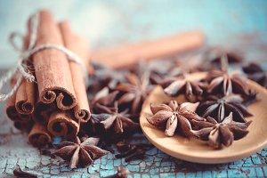 Macro spices # 6