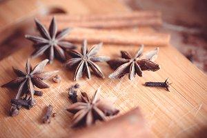 Macro spices # 11
