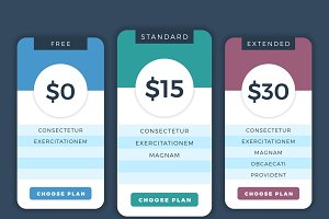 Pricing business plans