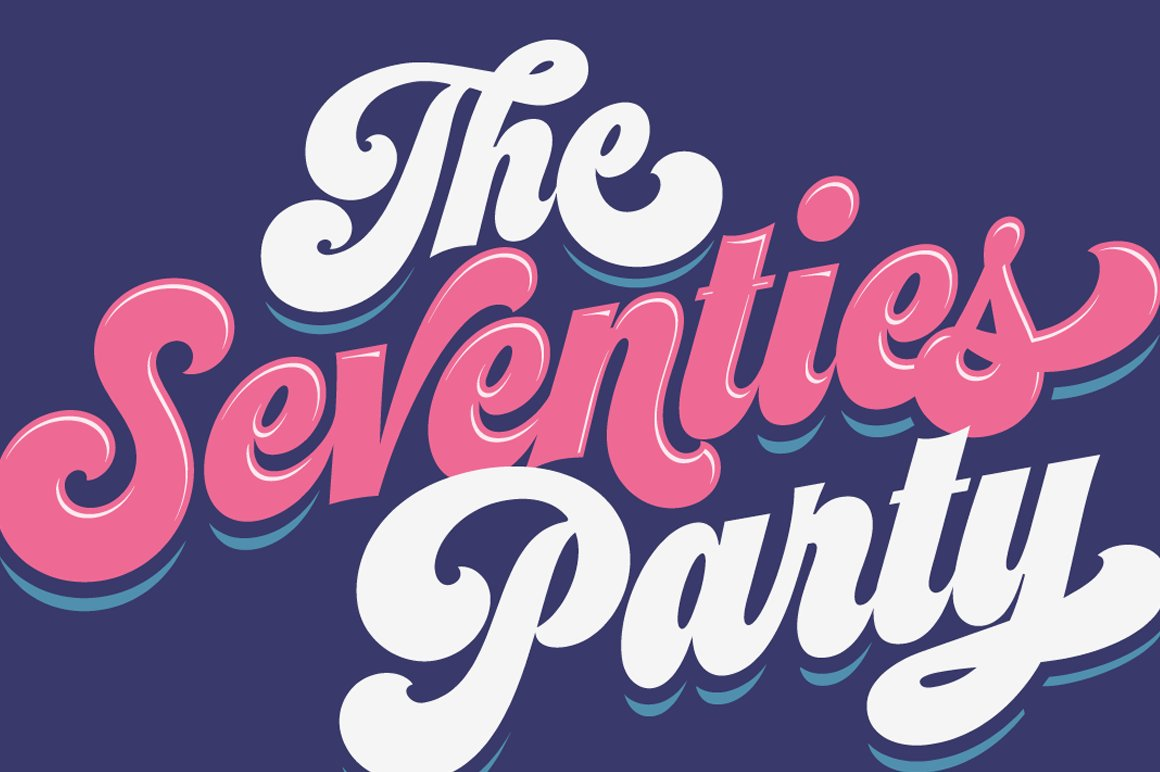 Download Seventies (complete pack) ~ Fonts ~ Creative Market