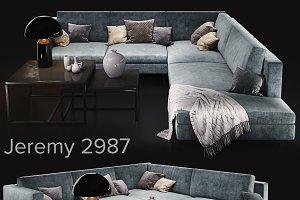 Sofa Natuzzi Jeremy