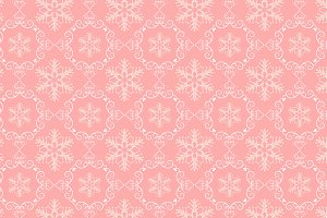 Christmas Background Pattern