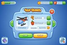 Casual Game UI Starter Set