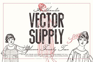 Unember Vector Supply Volume 42