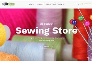 SilkShop Shopify Theme