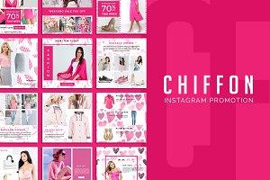 Chiffon Instagram Promotion