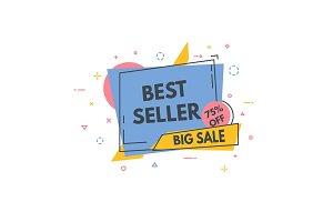 Line sale banner