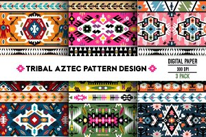 Collection of Tribal Patterns