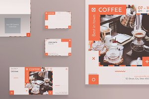 Print Pack | Coffee Shop