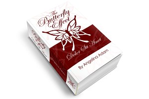 Thick Paperback Book Mockup