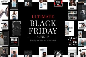 Ultimate Black Friday Social Media
