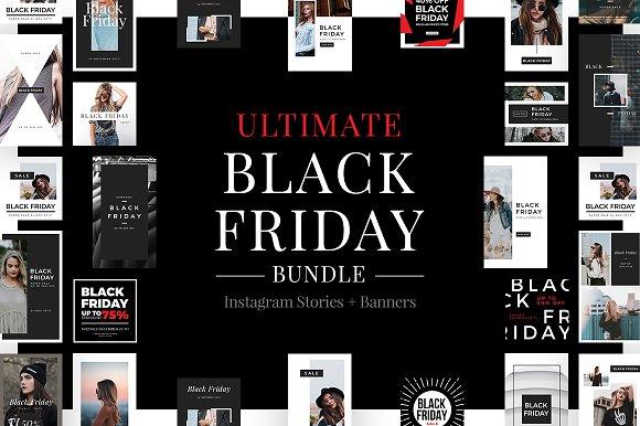 Ultimate Black Friday Social Media