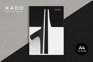K A D O Brochure Template