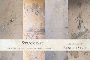 Stucco 17 Photoshop Textures