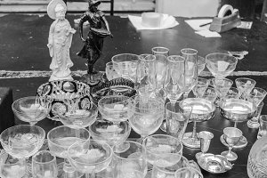 Glassware Objects