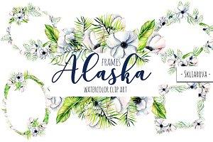 """""""Alaska"""". Frames."""