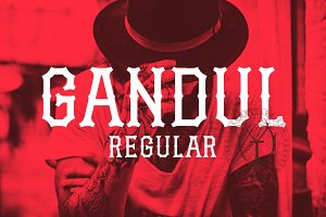 Gandul Regular