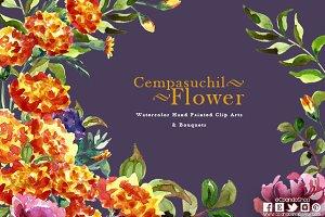 Cempasuchil flower - day of the dead