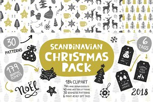 Big Scandinavian Christmas Bundle