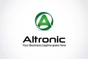 Altronic Logo Template