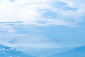 Merapi-Merbabu Indonesian Mountain