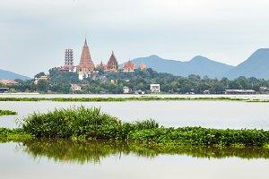 Wat Tham Sua kanchanaburi province,Thailand
