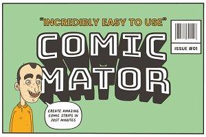 Comic Mator - Comic strips creator