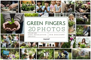 The Best Green Fingers Bundle