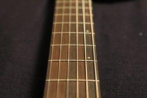 Guitar Fretboard 001